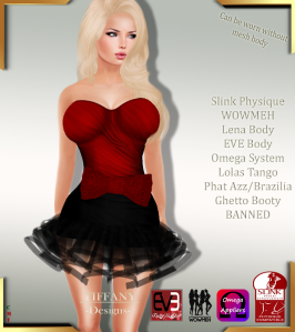 Cami Mini Dress - Appliers