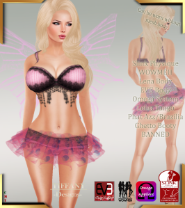 Katia Sexy Outfit - Appliers