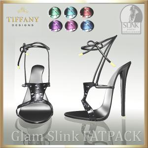 TD Glam Slink Shoes FATPACK
