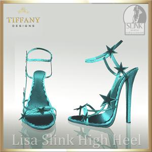 TD Lisa Slink Shoes Blue
