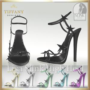 TD Lisa Slink Shoes FATPACK
