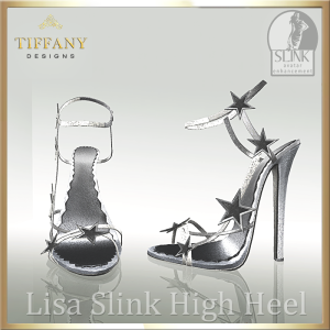 TD Lisa Slink Shoes Grey
