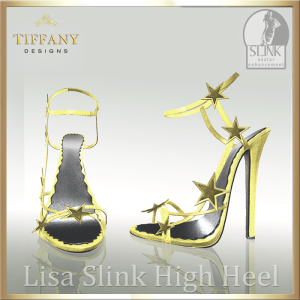 TD Lisa Slink Shoes Yellow