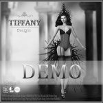 Lingerie TD Camila with Appliers - DEMO