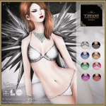 Lingerie TD Cleo with Appliers - FATPACK
