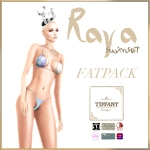 TD Raya Swimsuit with Appliers FATPACK