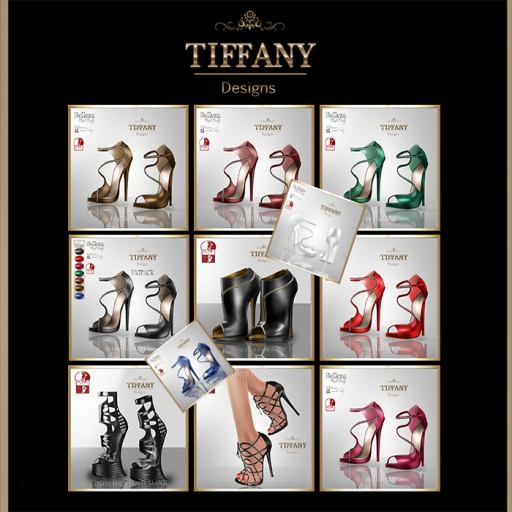 tiffany-shoes-colection