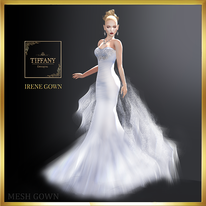 Formal Gowns Second Life - Td Wedding Dresses