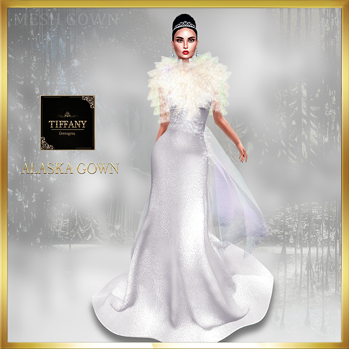winter gown second life |