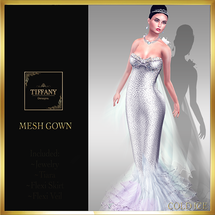 td-cold-ice-mesh-gown